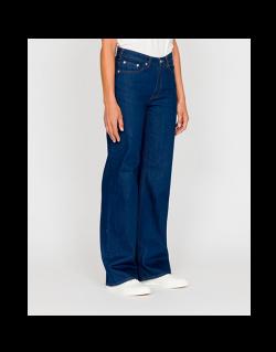 WOOD WOOD – LILY CLEAN (Pantalone Blu rinse)