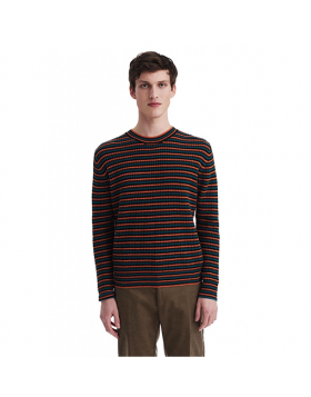 WOOD WOOD – KURT (Maglione Multi stripe)