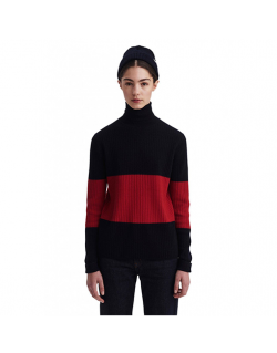 WOOD WOOD – JOYCE TURTLENECK (Maglione collo alto Blu)