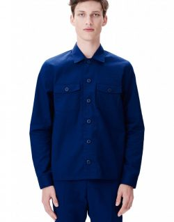 WOOD WOOD FRANCO SHIRT (Navy) – Romantic