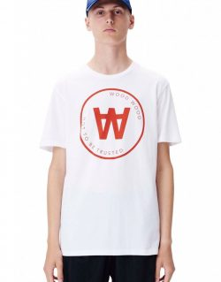 WOOD WOOD – AA SEAL (T-shirt Bianca)