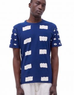 YMC (You Must Create) Wild Ones Pocket Tee (Indigo)