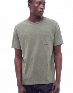 YMC (You Must Create) Wild Ones Pocket Tee (Olive)