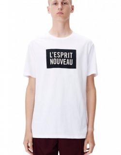 WOOD WOOD L'esprit T-shirt (White)