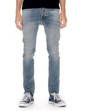 NUDIE JEANS – TILTED TOR – AUTHENTIC CONTRAST – MADE IN ITALY
