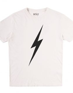 LIGHTNING BOLT – Forever Tee (White)