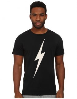 LIGHTNING BOLT – Forever Tee (Black)