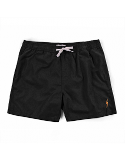 LIGHTNING BOLT – Plain Turtle Boardshort (Moonless Night)