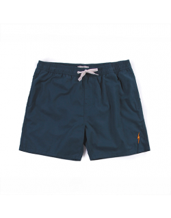 LIGHTNING BOLT – Plain Turtle Boardshort (Mood Indigo)