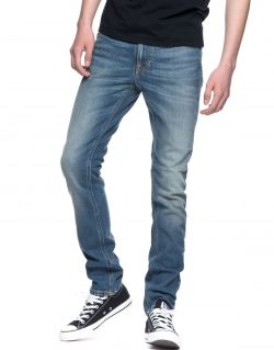 NUDIE JEANS – LEAN DEAN – REBEL BLUES – MADE IN ITALY