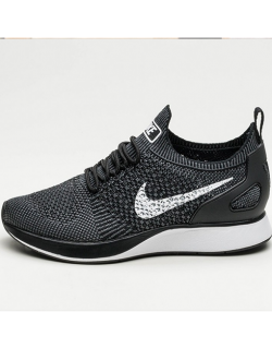 W AIR ZOOM MARIAH FK RACER PRM (Black-White-grey) 917658002