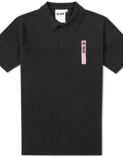CHAMPION X WOOD WOOD Polo (Black)