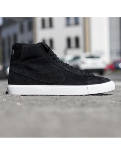 NIKE BLAZER MID (Black – Black summit – white) 371761033