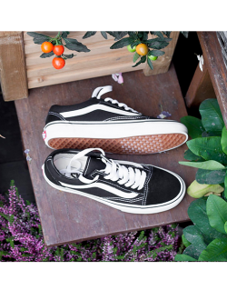 VANS OLD SKOOL (Black / White)
