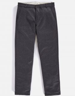 Universal Works – Aston Pant in Charcoal Flannel