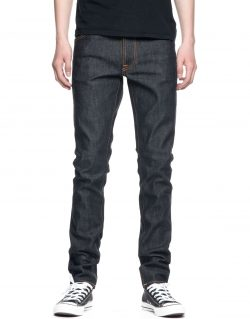 NUDIE JEANS – LEAN DEAN – DRY DEEP LAYERS – MADE IN ITALY