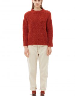 You Must Create MARLA KNIT (Orange) – Q8IAK