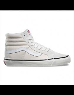 VANS SK8-HI 38 DX (Anaheim Factory) – OG White
