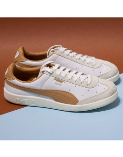 PUMA MADRID TANNED (White-Almond-Marshmallow)