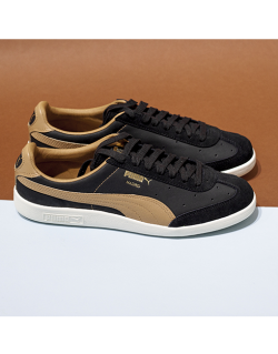 PUMA MADRID TANNED – Black-Almond-Marshmallow