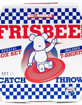 Medicom Be@rtee Frisbee Box Set