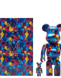 Medicom BE@RBRICK 100% & 400% Mika Ninagawa  Limited Edition