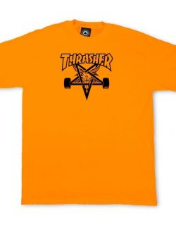 THRASHER Skategoat T-shirt (Orange)