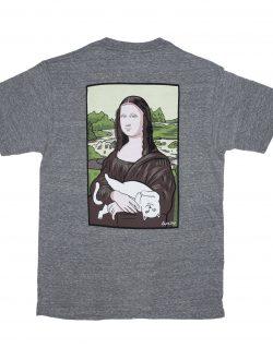 RIPNDIP – NERMA LISA (T-shirt Grigia)