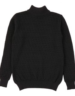 S.N.S. Herning – EVIDENT Sweater (Black) 371 SWT