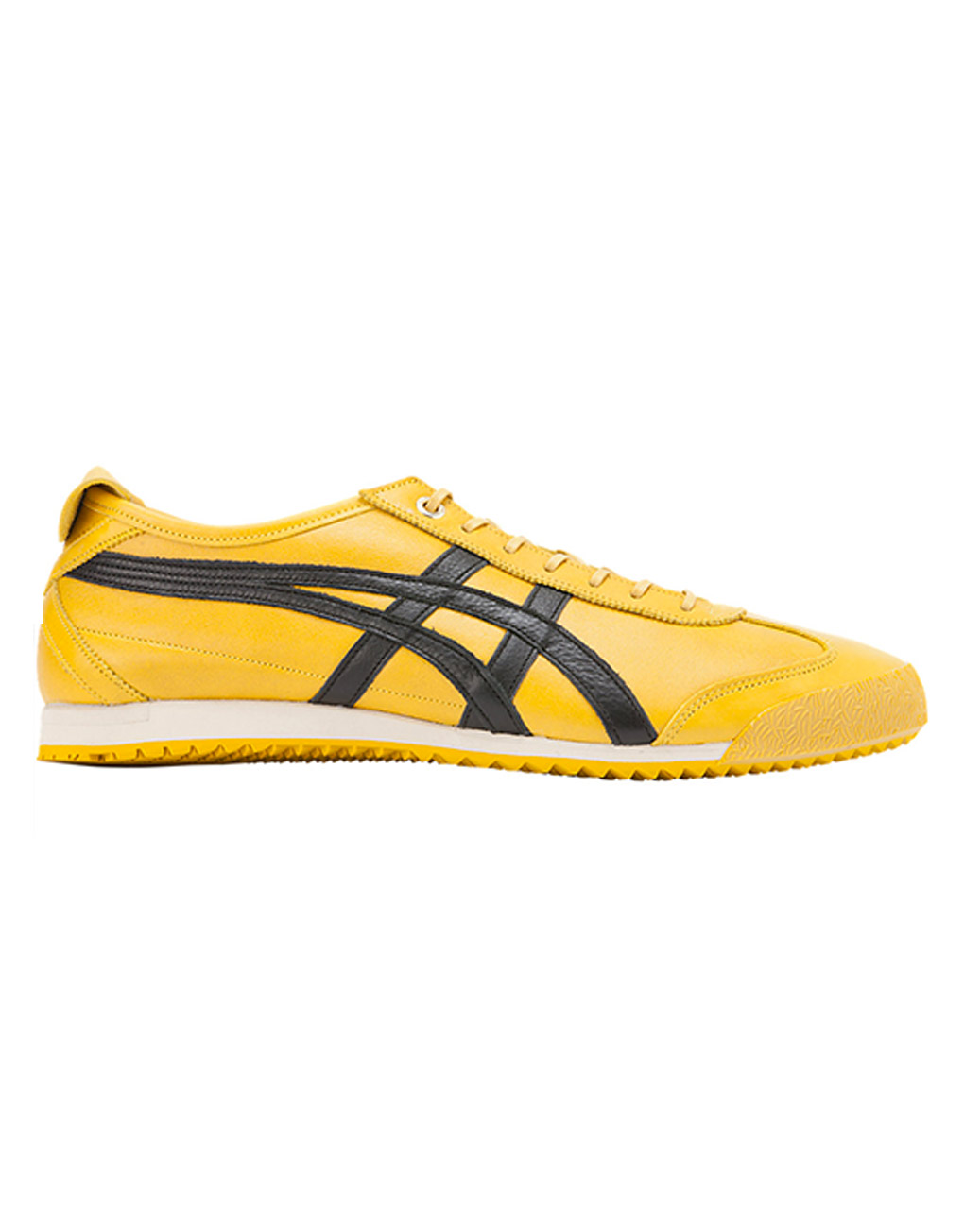 new arrivals 54321 53663 ONITSUKA TIGER - MEXICO 66 (Tai-Chi Yellow / Black) D838L