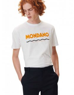 WOOD WOOD – MONDANO (T-shirt Bianca)
