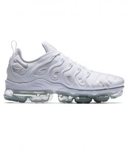 NIKE AIR VAPORMAX PLUS (White / White – Pure Platinum) – 924453100