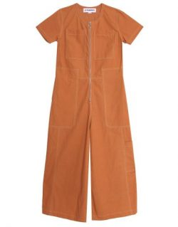 LF MARKEY – FELIX BOILERSUIT (Tuta intera Terracotta)