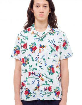 You Must Create – Malick Shirt (Ecru)