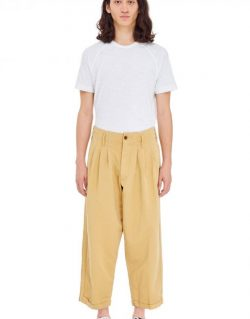 You Must Create – Creole Trousers (Khaki)