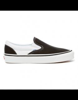VANS Classic Slip-On 9 (Anaheim Factory) – Black/White