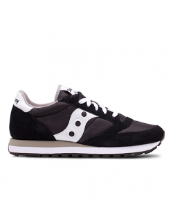 SAUCONY ORIGINAL – JAZZ Man/Woman (Black-White)