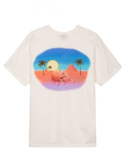 STUSSY – Oasis Pigment Dyed (T- shirt Natural)