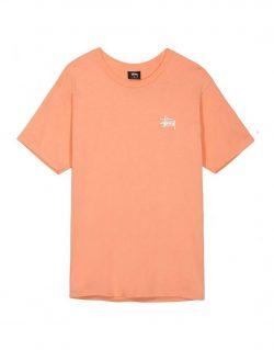 STUSSY –  Basic (T shirt Salmone)
