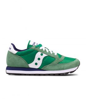 SAUCONY ORIGINAL – JAZZ Man (Green/White)