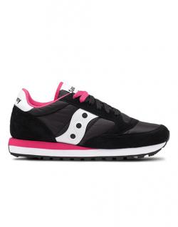 SAUCONY JAZZ ORIGINAL (black/pink)