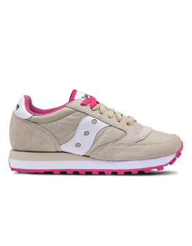 SAUCONY ORIGINAL – JAZZ Woman (Tan/ Pnk)