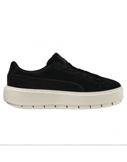 PUMA Platform Trace Wn's (Black-Marshmallow-Team Gold) – 36583007