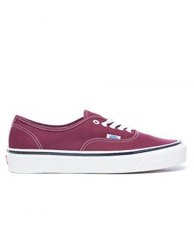 VANS Authentic 44 DX (Anaheim Factory) OG Burgundy – VN0A38ENQA6