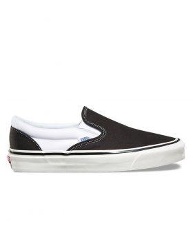 VANS Classic Slip-On 9 (Anaheim Factory) – Black / White