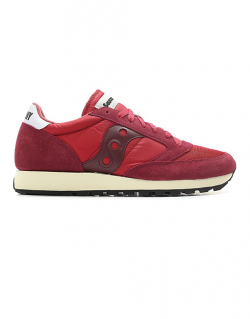 SAUCONY JAZZ ORIGINALS VINTAGE (red / white)