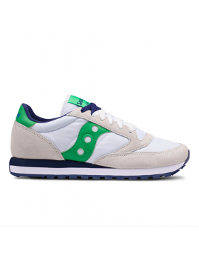 SAUCONY ORIGINAL – JAZZ Man (White / Green)