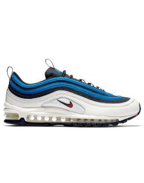 NIKE – AIR MAX 97 SE (Obsidian/Universiy Red-Sail)