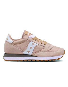 SAUCONY ORIGINAL-JAZZ Woman (Tan)