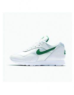 NIKE – OUTBURST (White/Opal Green – White)